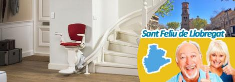 Cadires Salvaescales Sant Feliu de Llobregat